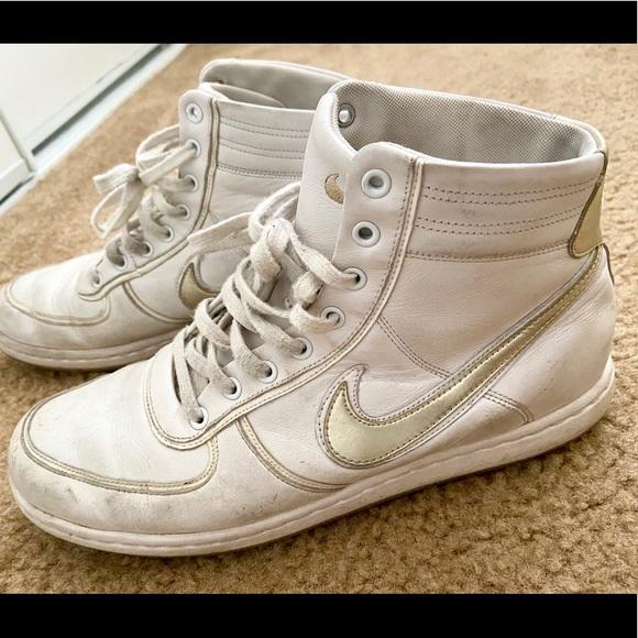 Nike Shoes | Vintage High Tops | Poshmark